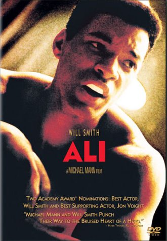 "Source: ""Ali"" (2001) Directed by Michael Mann. Columbia/Tri-Star. 157 min."