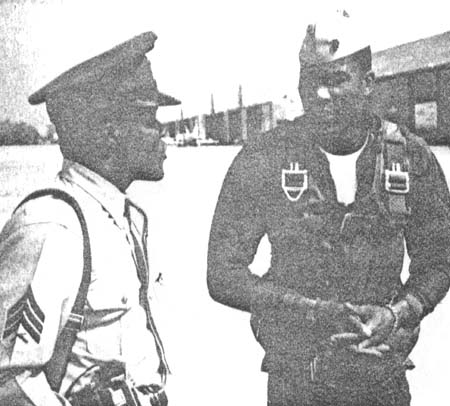 "Source: ""U.S. Marine Corps' Minority Officer Recruiting Program."" Commander's Digest. Vol. 12, no. 2. Washington, D.C. GPO, May 18, 1972. P. 12-13."