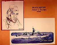 Black History -- Jesse L. Brown -- Ensign.