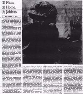 Source: Hill, Robert L. (1) Nam. (2) Home. (3) Jobless. New York Times, March 3, 1975. P. 25.
