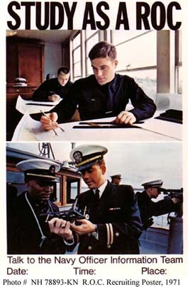 Source: Study as a ROC -- Talk to the Navy Officer Information Team.